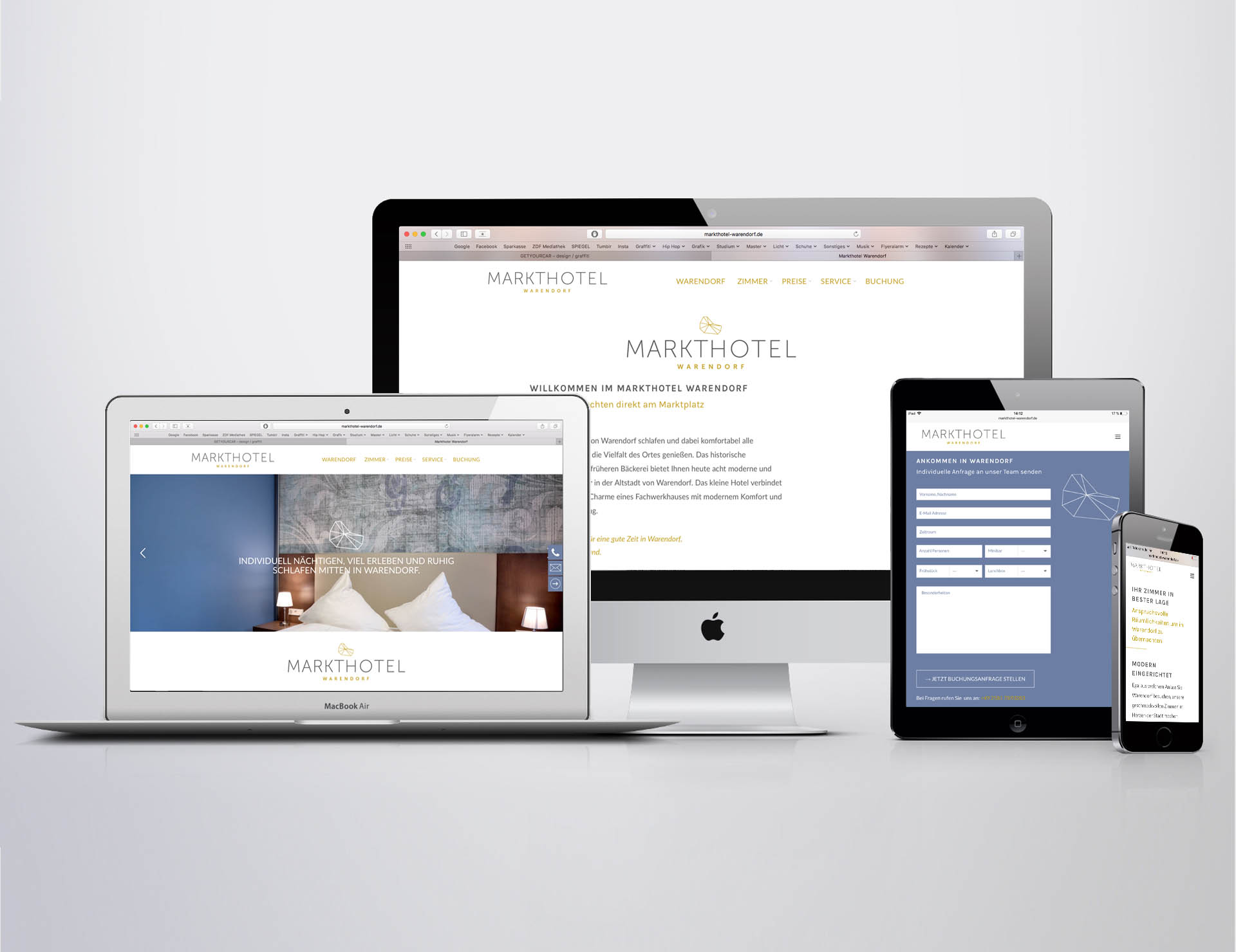 Corporate-Design, Website, Layout, Hotel, Warendorf, Logo, Bennet, Grüttner, Auckz