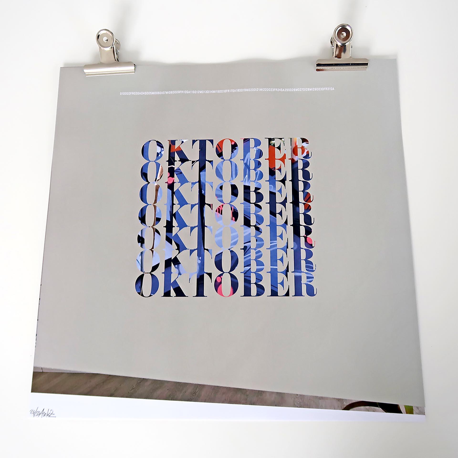Graffiti, Design, Kalender, Auckz, 2020, Münster, Studio, Grafik, Layout, Kunst