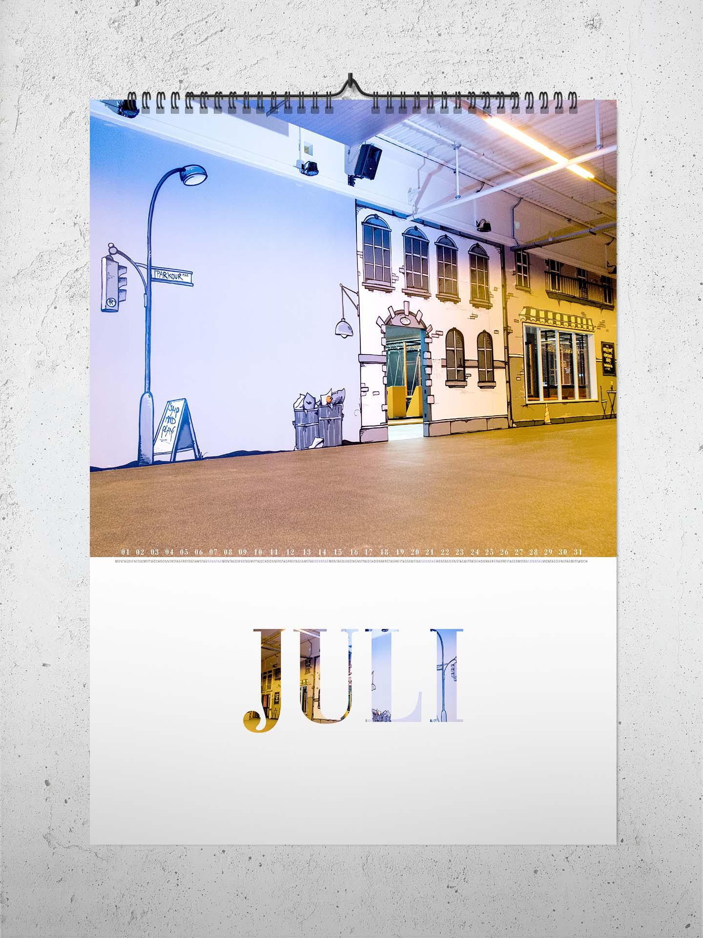 Graffiti-Design, Kalender, 2019, Graffiti, Design, Münster, Bennet, Grüttner, Auckz