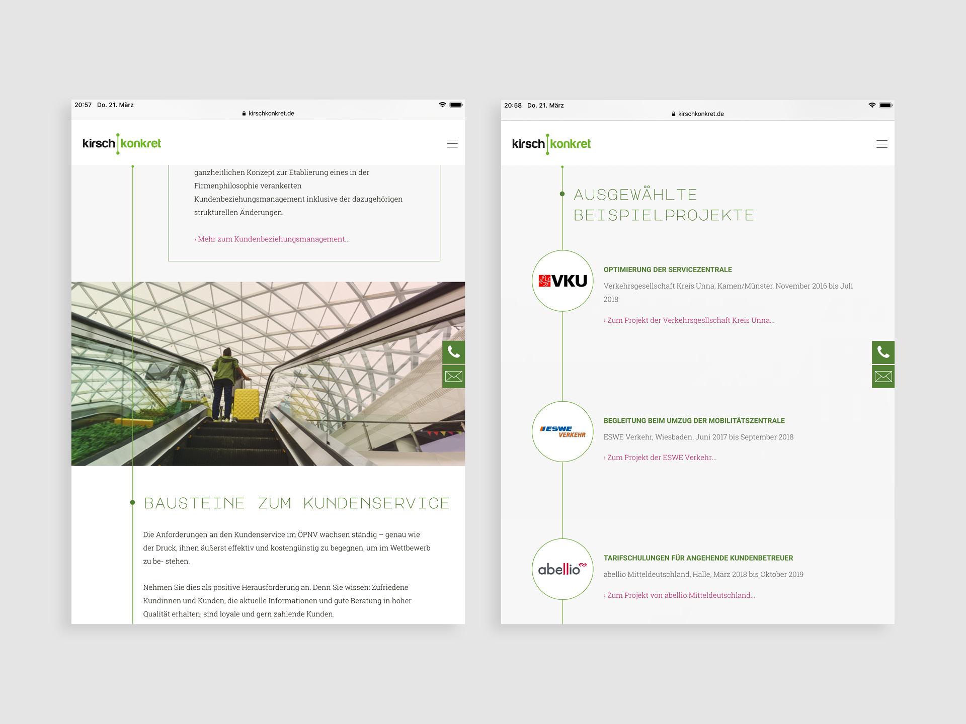 Web-Design, Kirsch, Konkret, Verkehr, Auckz, Konzept, Münster
