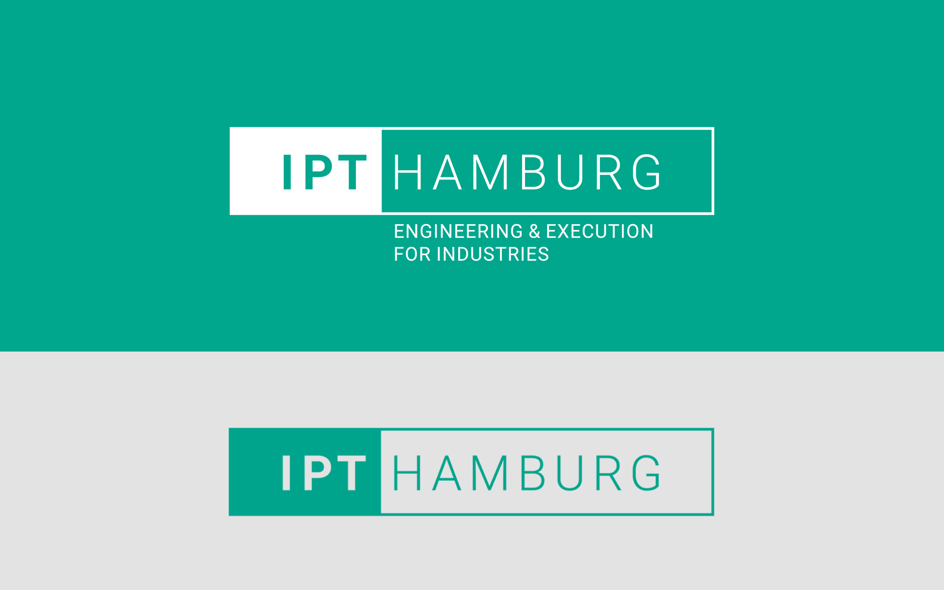 Erscheinungsbild, Web-Design, Website, Layout, Corporate Design, Ipt Hamburg, Bennet Grüttner
