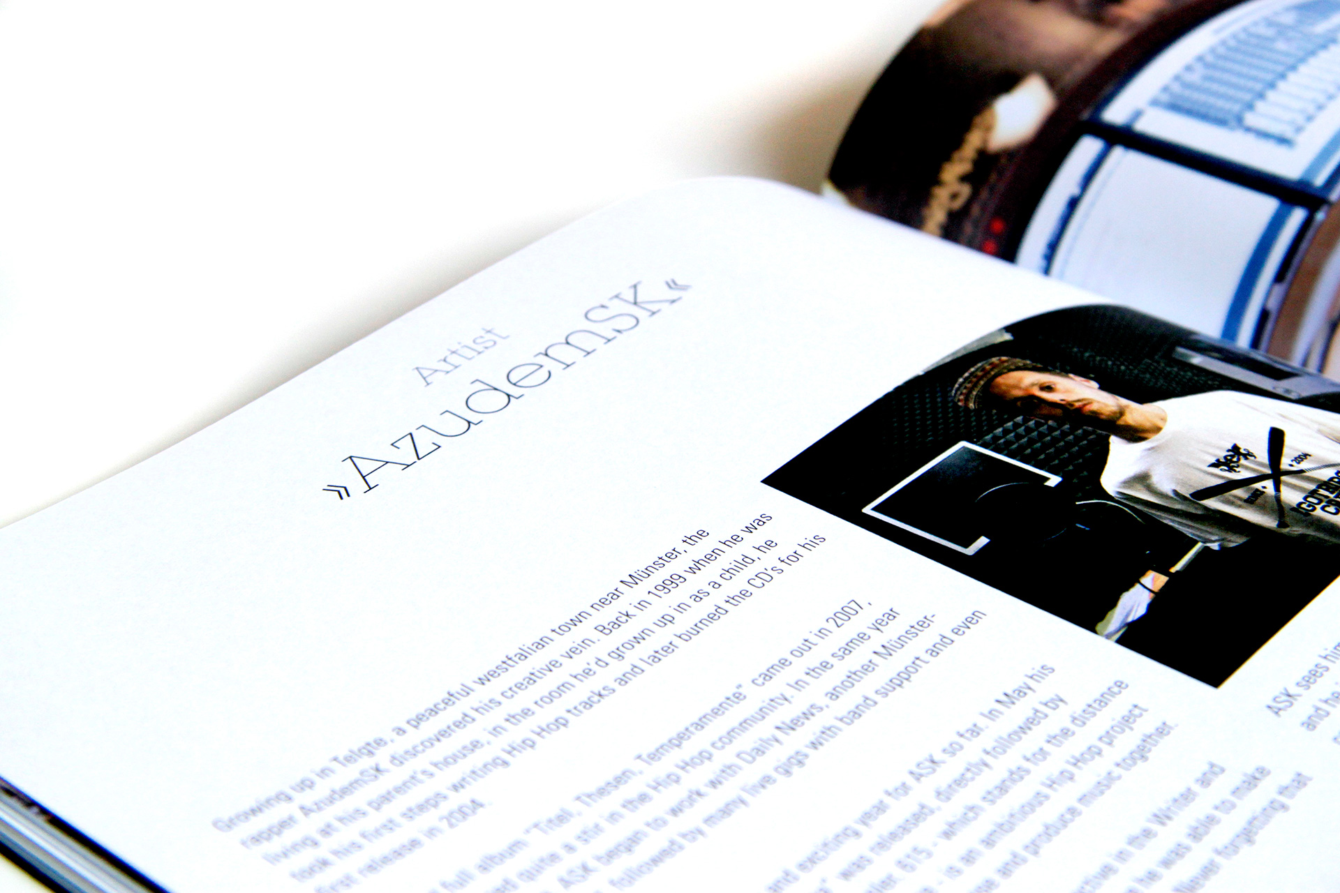 Lookbook, Design, Egotrips, Kollektion, Katalog, Druck, Buch, Münster, Bennet Grüttner