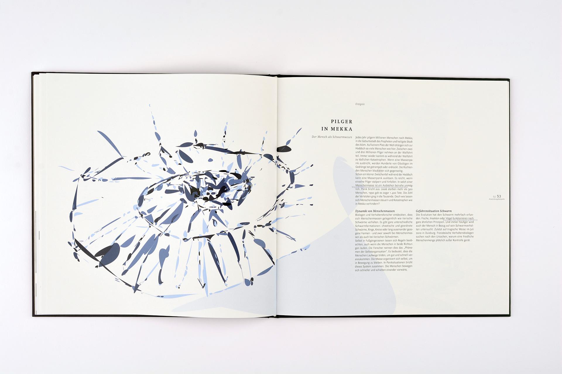Schwarmintelligenz, Design, Kollektiv, Buch, Bachelor, Studie, Grafik, Illustration, Bennet Grüttner