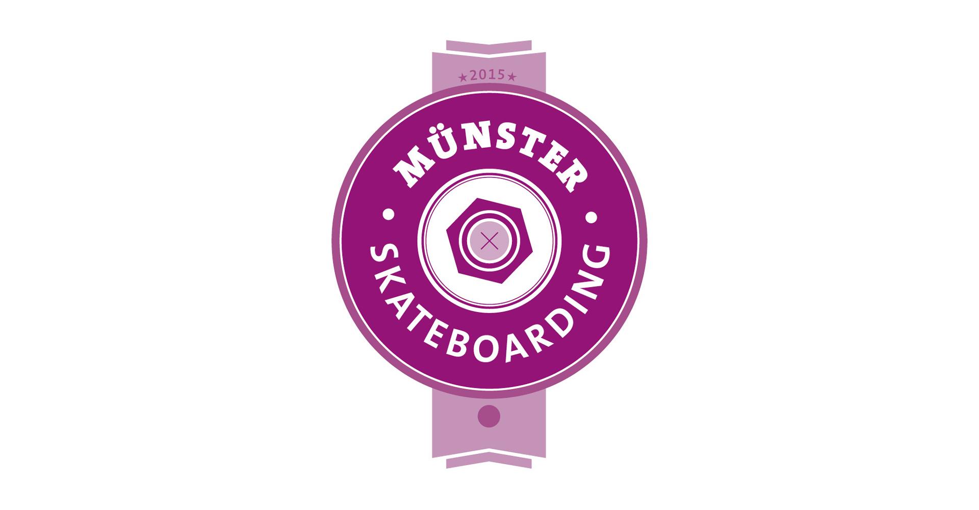 Logo-Design, Skateboarding, Design, Logo, Münster, Grafik, Studio, Auckz