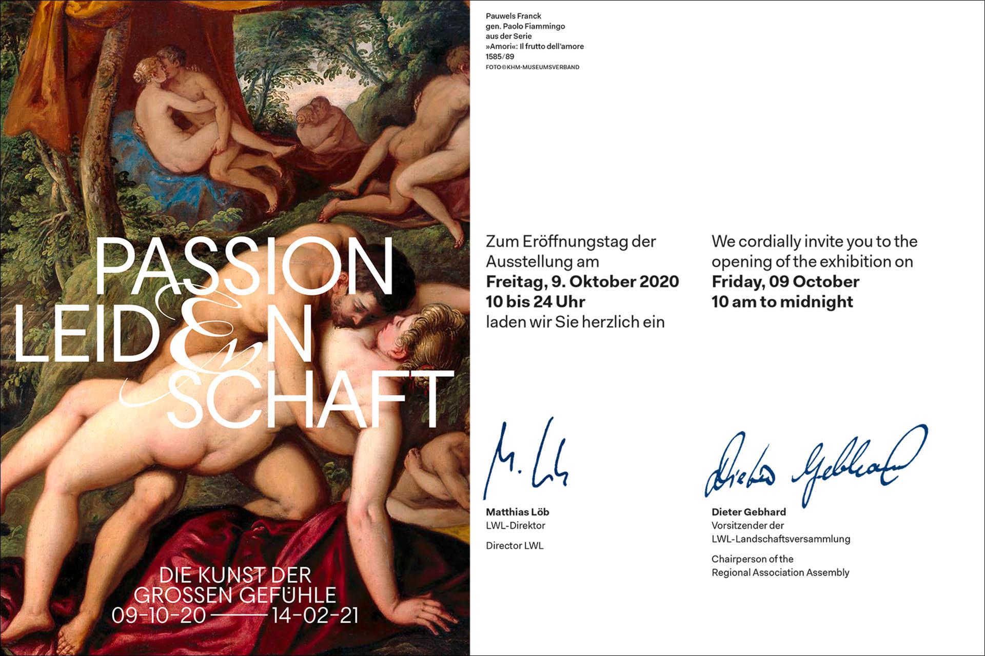 Ausstellung, Tape-Art, Münster, Studio Auckz, Typografie